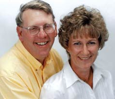 Chris and Lynn Holvey - Owners