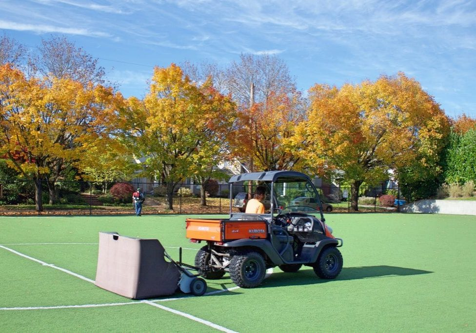 Soccer Field Maintenance